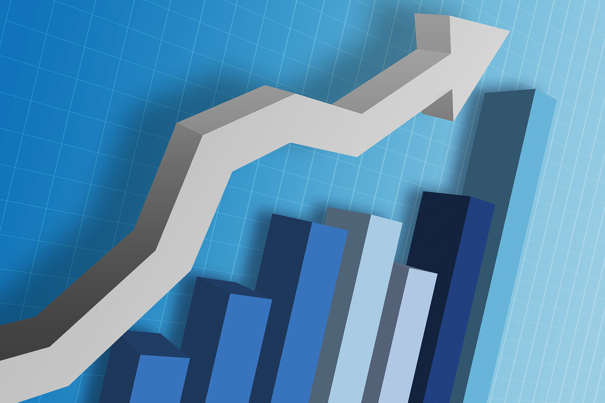 bigstockphoto Business Graph 533039